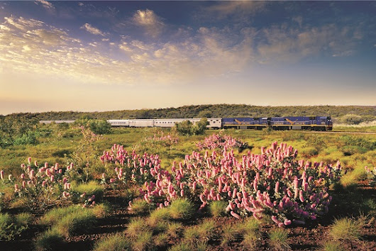 The Luxury Travel Bible - LUXURY TRAVEL: Indian Pacific