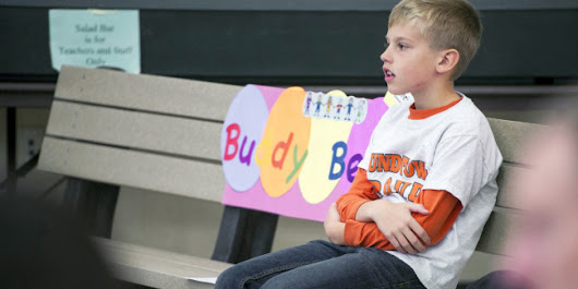 2nd-Grader Finds Adorable Cure For Playground Loneliness