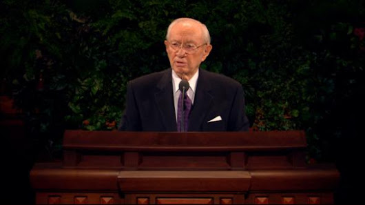 The Women in Our Lives - Gordon B. Hinckley