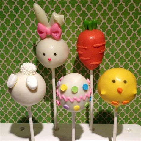 Easter Cake Pops Pictures, Photos, and Images for Facebook