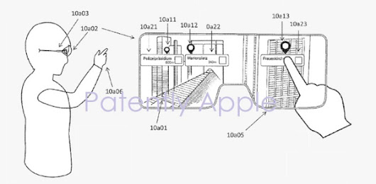 Apple Patent Reveals the Exciting Possibility of Augmented Reality Smartglasses — Patently Apple