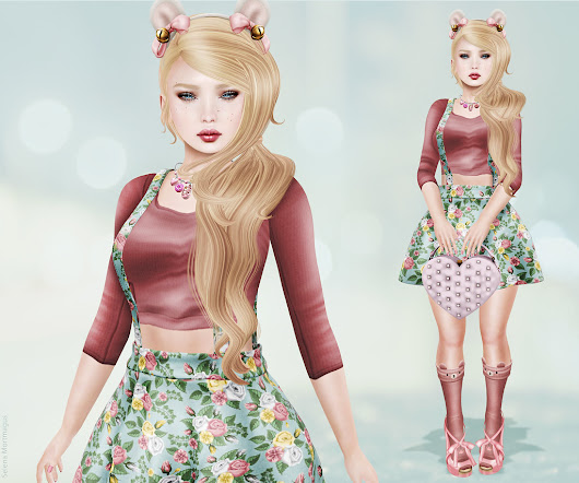 The Sweetest Girl ~ Poison Girls - The fashion world at your fingertips.