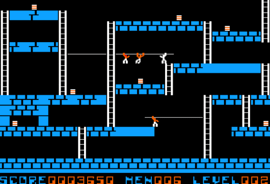 Lode Runner Web Game (online game)