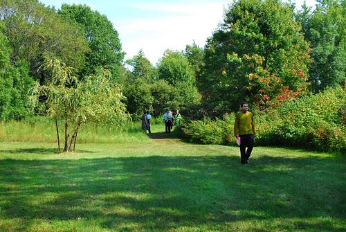 Walking the Green Aisle