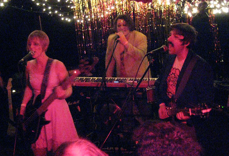 Casper and the Cookies, tonight at Middle East Upstairs