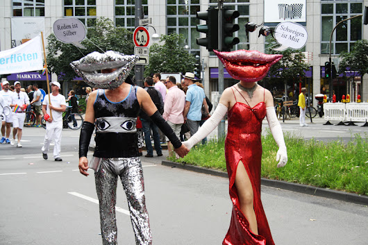 love knows no gender - csd cologne 2016 | Bad Taste Toast - A Personal Blog from Düsseldorf
