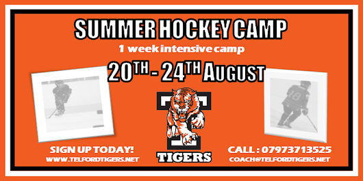 Hockey Camps – Telford Tigers