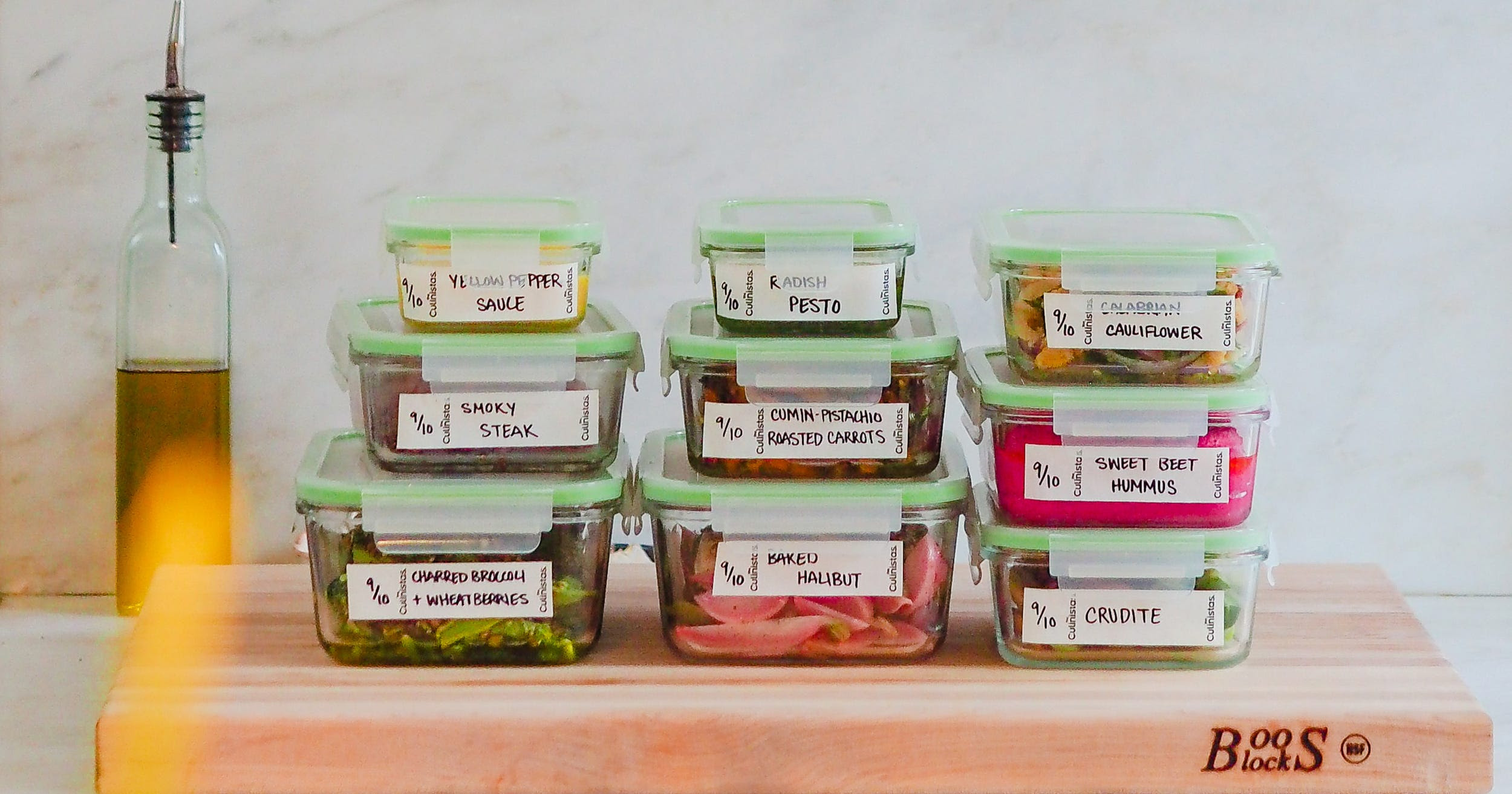 Professional Meal Prepping Tips From Culinistas