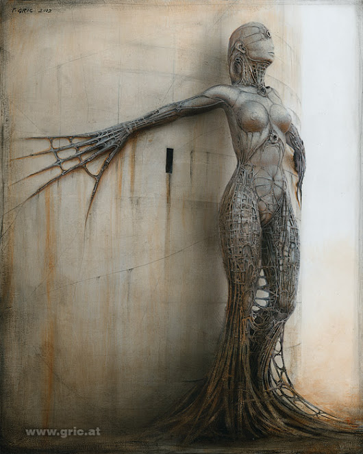 Featured Artist: Peter Gric