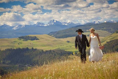 Destination Ranch Weddings   Rock creek, Montana and Ranch