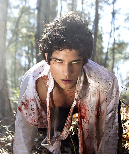Tyler Posey as Scott McCall in Teen Wolf (4)