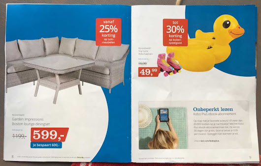 Status of the E-Book Market in The Netherlands: Somewhere between outdoor furniture and a rubber duckie.