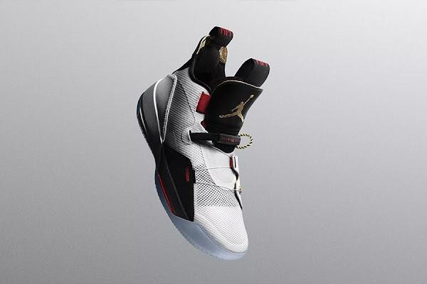 e5be32a03bb7db Nike s New Laceless Air Jordan Elevates the Flight Theme to the Next Level