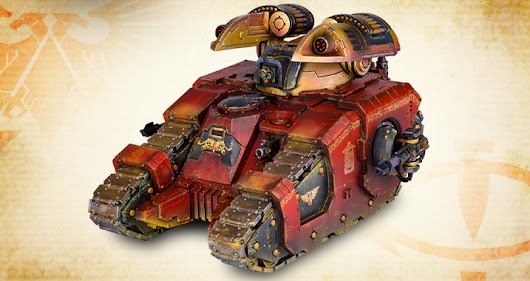 The Horus Heresy | Forge World Webstore