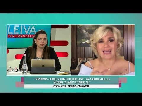 Milagros Leiva Entrevista - AGO 26 - 3/4   Willax