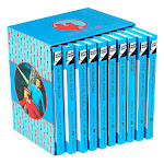The Hardy Boys Collection: 1-10 Book Box Set by Franklin W. Dixon