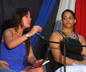Delegación de jóvenes chilenos visitan Villa Clara