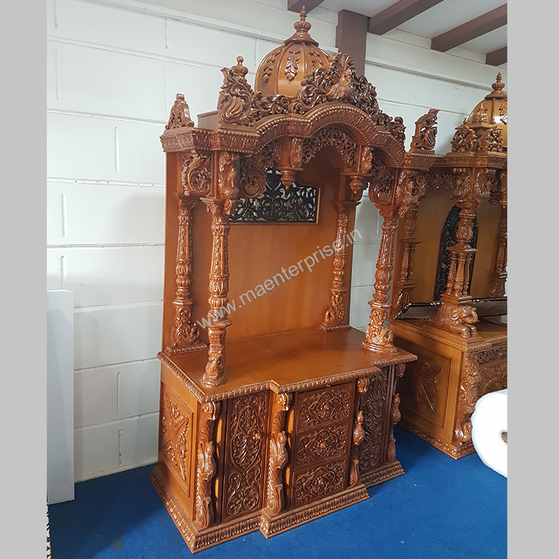 Design Of Temple For Indian Home