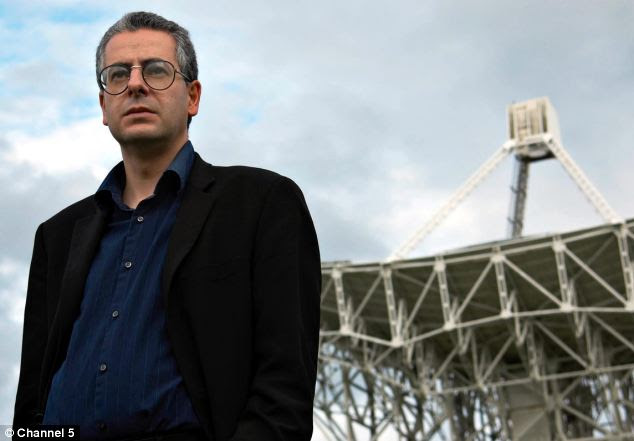 UFO not so unknown: UFO expert Nick Pope says the London Olympics would be a prime time for extraterrestrials to make an appearance