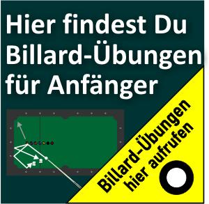 Billard-Übungen