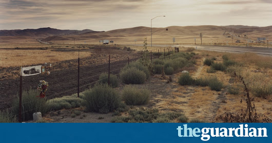 The roads where stars died in car crashes – in pictures | Art and design | The Guardian