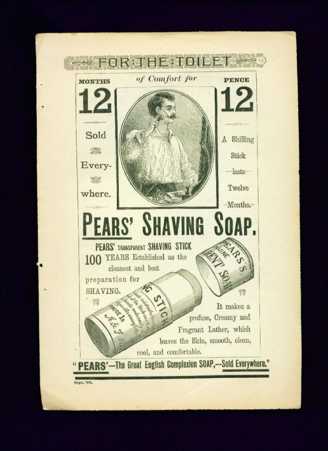 Download Vintage Beauty and Hygiene Ads of the 1880s