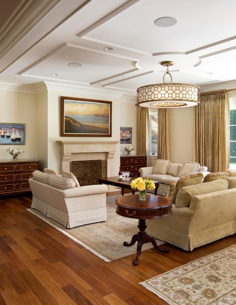 25 Traditional Living Room Design Ideas - Decoration Love