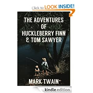 not so noble books huckleberry finn and tom sawyer by. Black Bedroom Furniture Sets. Home Design Ideas