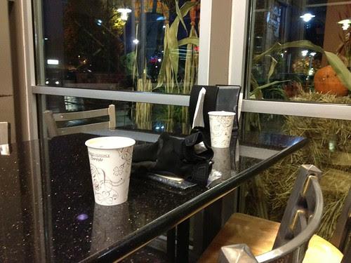 Coffeeneur #5, before sunrise