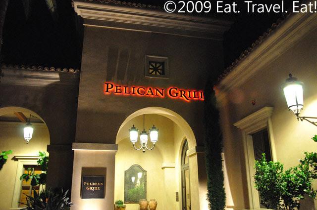 Pelican Grill Exterior