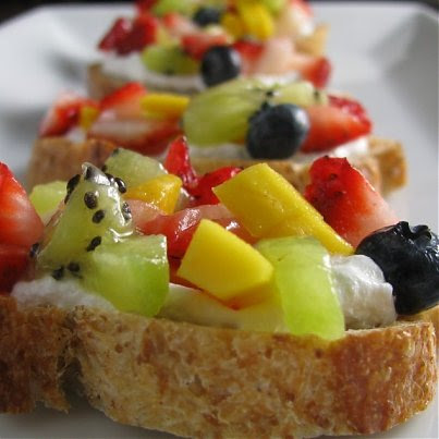 Fresh Fruit Bruschetta, Fruit blog, About Fruitful Office - Office Fruit Deliveries to London and UK Offices | Fruitful Office