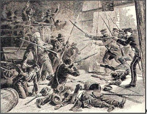 The immoderate nature of John Brown's Raid - History as Prologue