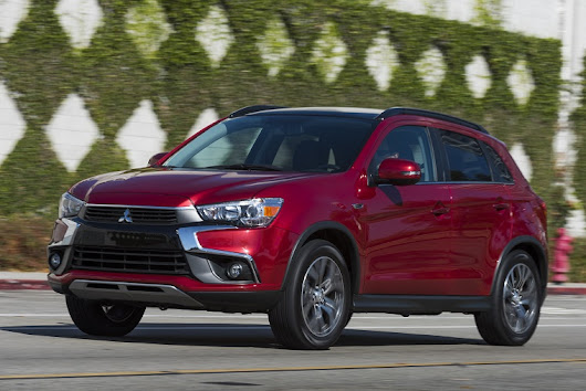 Mitsubishi Scores Seven Awards in 2017 Automotive Performance Index