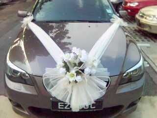 Wedding Car: Wedding Car Decoration   beautiful wedding