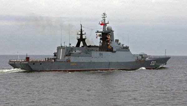 Балтфлот России в ближайшие годы получит новые корветы и подлодки