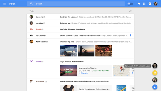 Google Wants Inbox to Be Your Email System for the Next Decade - NYTimes.com