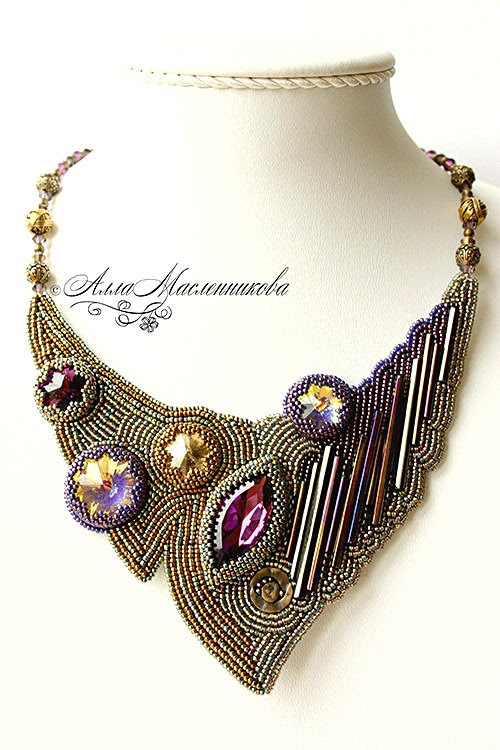 Beautiful Beadwork  By: Alla Maslennikova
