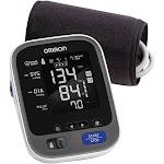 Omron 10 Series Upper Arm Blood Pressure Monitor, Black/Gray