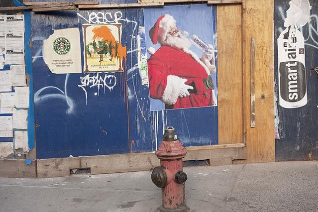 Santa, East Village