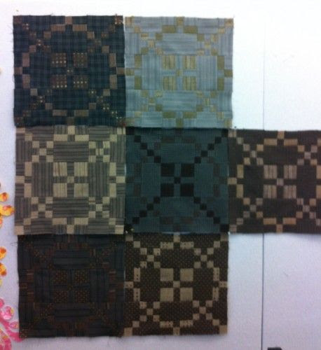 Quilt-Along: Oh! No Contrast? (or) OH NO! Contrast! | AllPeopleQuilt.com Staff Blog