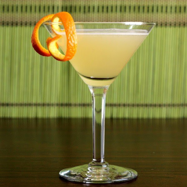 Gin Aloha Cocktail - Mix That Drink