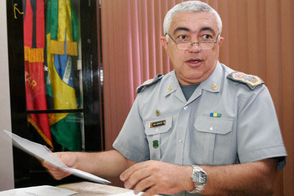 Coronel Araújo demonstrou preocupação com a onda de boatos