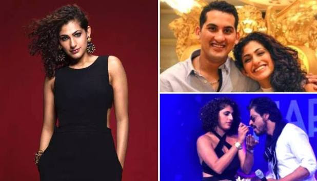 Kubbra Sait Of Sacred Games Is One Multi Talented Girl Bollywood Has Got