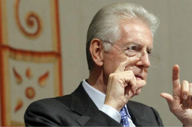 Mr. Monti, il cambiamento (che non c'è) e il fallimento della politica.