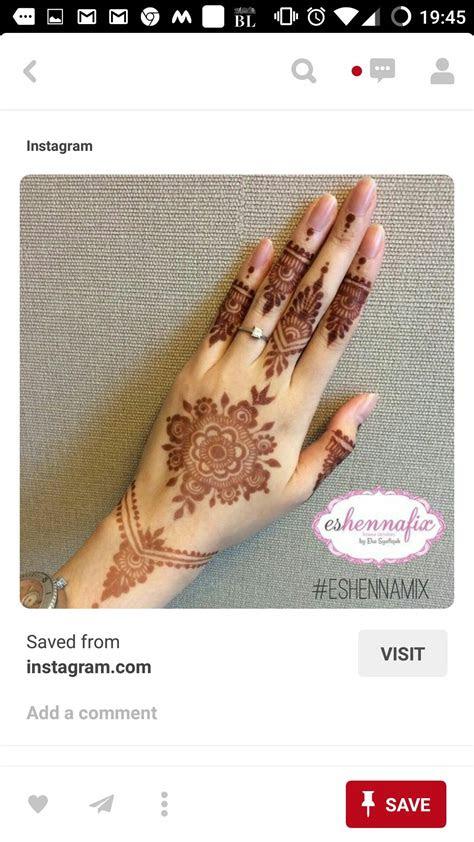quick easy henna designs henna hand tattoo henna