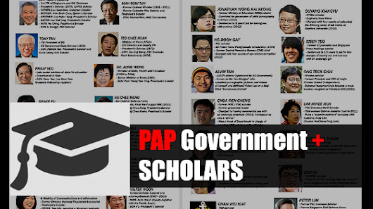 PAP Government and Scholars