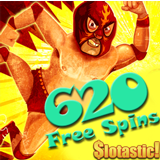Slotastic is Giving 620 Spins on New Lucha Libre Slot