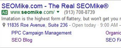 Google Making Ads Less Obvious - SEOMike Consulting