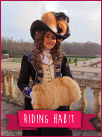 Riding Habit (The Duchess)