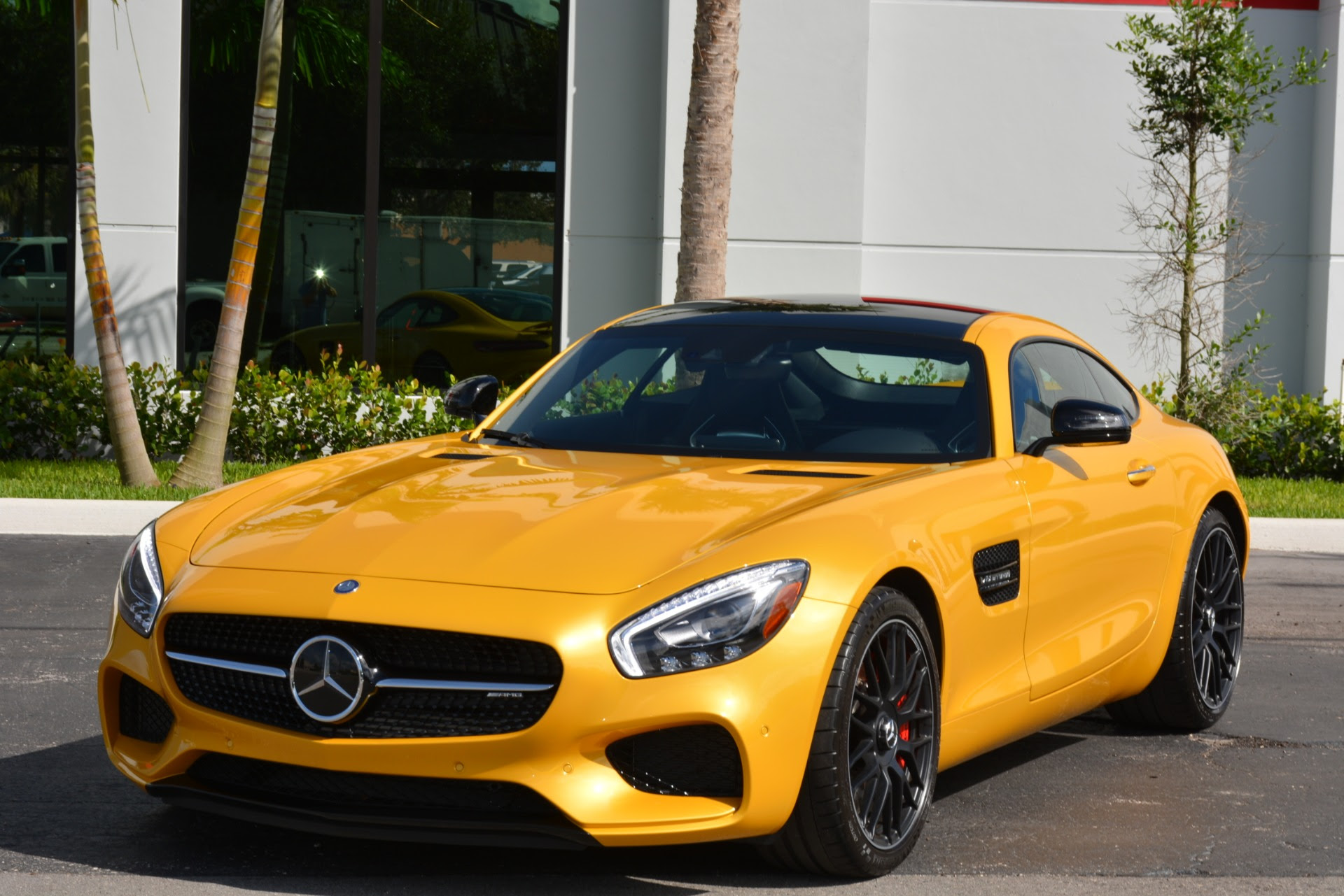 Used 2016 Mercedes-Benz AMG GT S For Sale ($97,900) | Marino Performance Motors Stock #009435